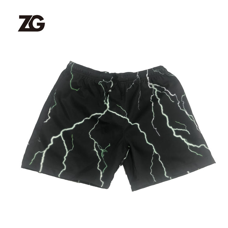 Profession customized the shorts with any logo and any color/sublimation printing hot shorts/fast dry beach shorts