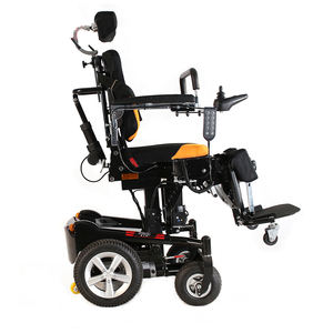 Hot selling high level power stand-up electric wheelchair standing wheel chair made in china