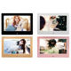 Digital Frame Photo 7 Digital Photo Frame 7 Inch Metal Digital Picture Frame Wholesale Advertising Player Digital Photo Frame