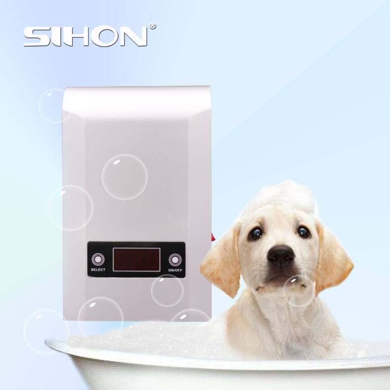 Easy to install Sihon Food Sterilizer Disinfector home Pet bath Faucet Tap Water Filter Purifier Ozone Generator