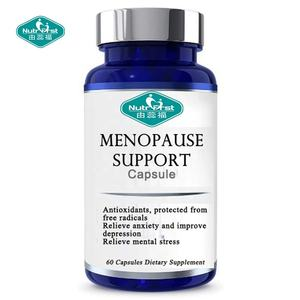 Integratori Private Etichettatura Quotidiano Supporto Vitamina UNA Capsula Menopausa