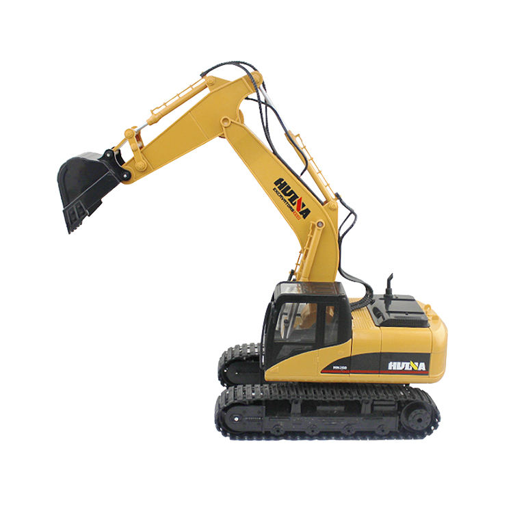 China brand indoor children playground amusement rides kids excavator for sale