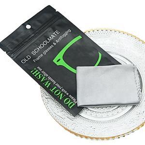 Custom Print Camera Glasses Glass Eyeglasses Microfiber Antifog Lens Cleaning Cloth