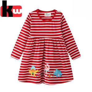 Kids Clothing Children Dress Infant And Toddler Clothes Baby Girl Dresses Wholesale