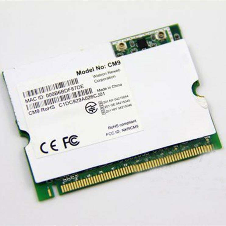Atheros AR2414A AR5005GS AR5BMB5 Mini PCI Super G 108M WLAN WIFI Wireless Card