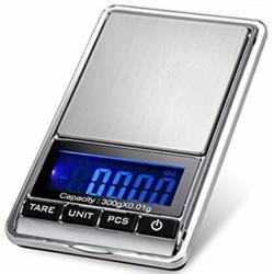 300g0.01g jewelry scales are exquisite, stylish, classic, convenient and practical