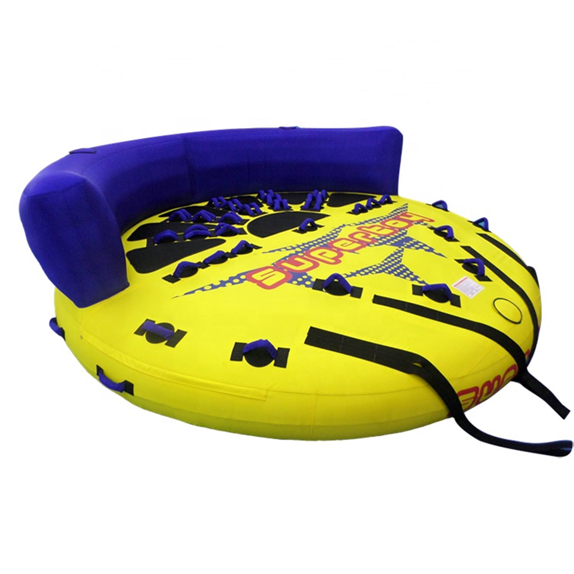 Hot sales 3 Persons Inflatable Towing Sofa Towables Tubes
