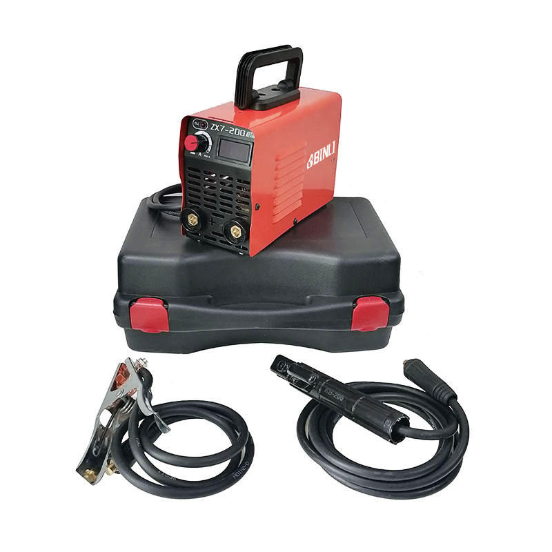Chinese professional manufacturer stick single phase welding machine zx7-200 inverter welder