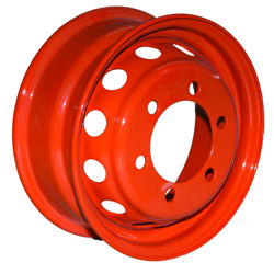 bus steel wheel rim 14x5.5