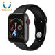 2020 New Full Touch Screen W35 Smart Watch Bluetooth ECG Heart Rate Bluetooth Call IP68 Waterproof