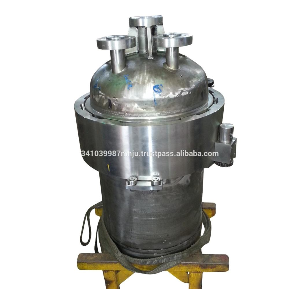 Industrial Chemical Reactor in Gr.1 Titanium, SS304, SS316 From Korea