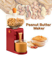 TINTON LIFE Small Grinder Machine Food Processors High Speed Household Electric Peanut Butter Maker