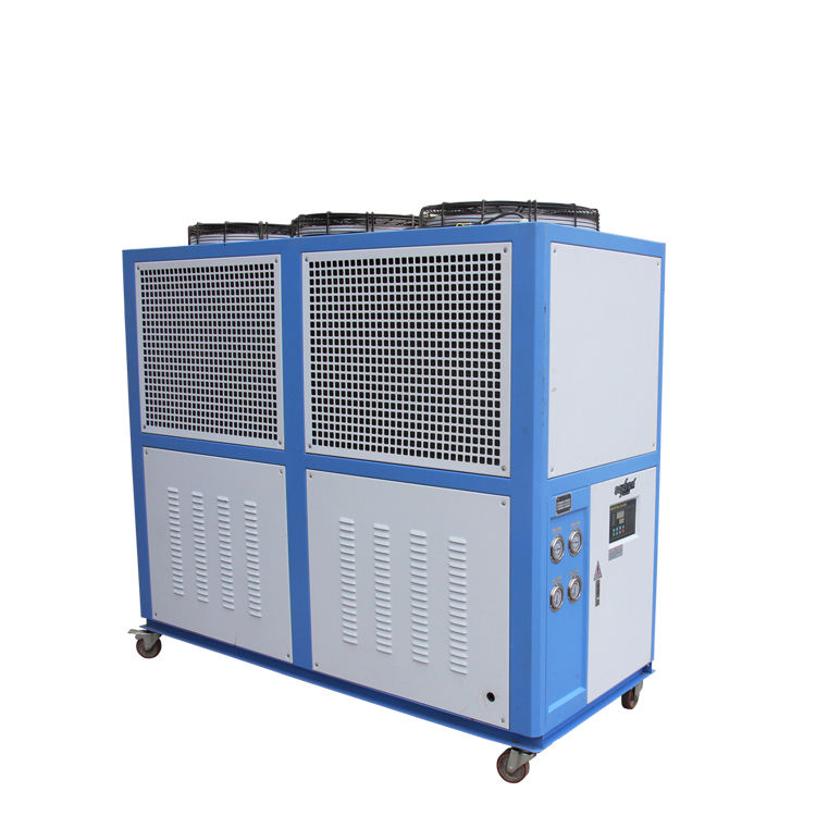 China Manufacturer Energy Industrial Saving water cooled screw chiller