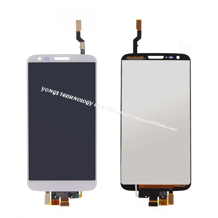 For LG G2 D800 D802 Lcd Replacement For LG G2 D801 Lcd Screen Digitizer For LG D803 VS980 LS980 Screen Digitizer