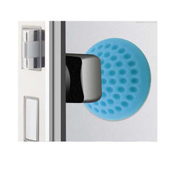 Door handle protector keep your door wall well suction cup type Protector Crash Pad