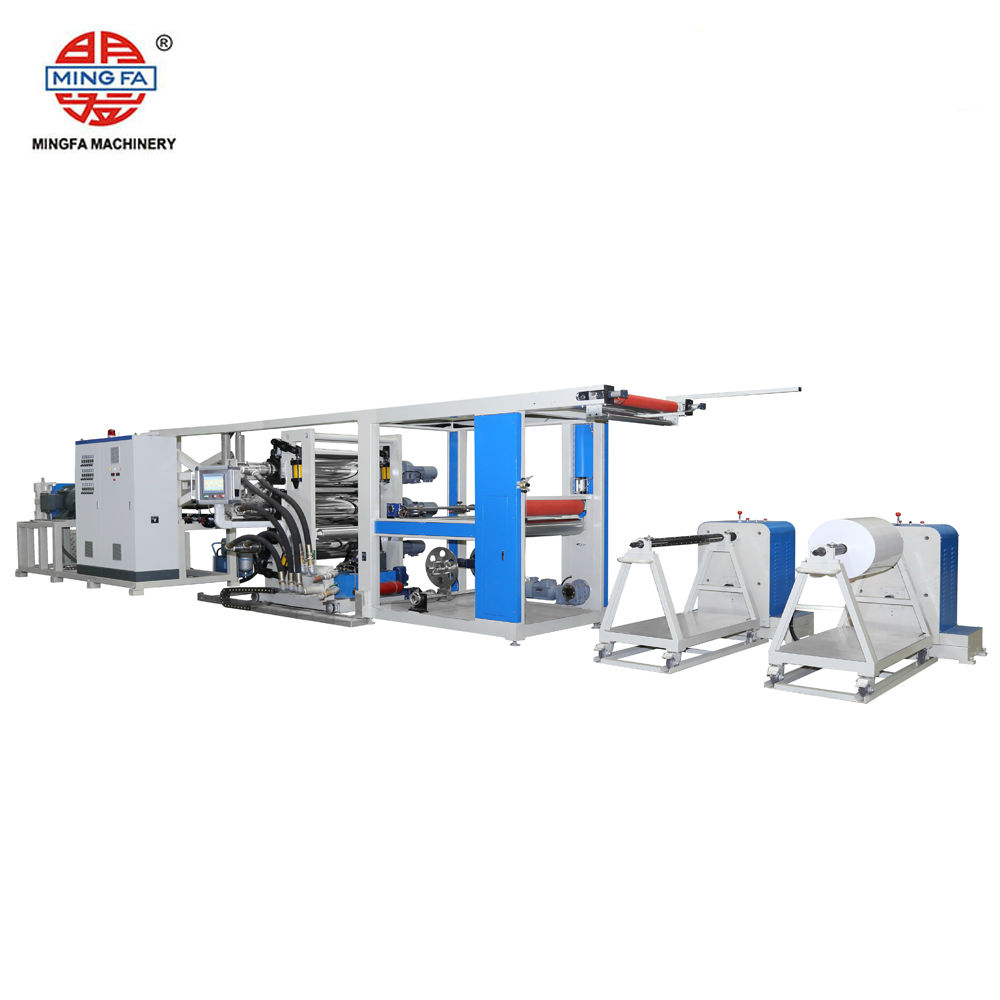 Sheet Extrusie Machine Plastic PP Extruder