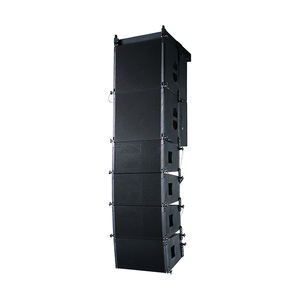 QYC LA10 + LA15S Full-Range-2-weg Professionelle wasserdichte powered pro audio line array lautsprecher sound system