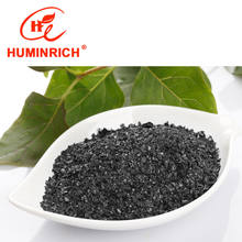 """HuminRich Huplus"" SH9011 Potassium Humate Flakes 100 Water Soluble NPK Fertilizer Manufacturer"