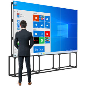 4K Controller Samsung Videowall 55 Inch 2X2 3X3 Mount Advertentie Display Splicing Screen Reclame Spelers lcd Video Wall