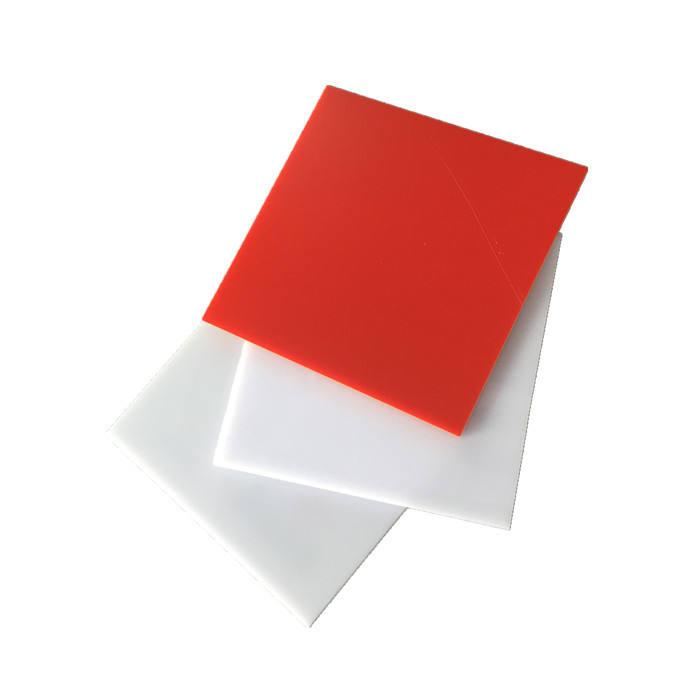 6 mm A3 420 mm x 297 mm Polypropylene Sheet Panel Plate Engineering Plastic
