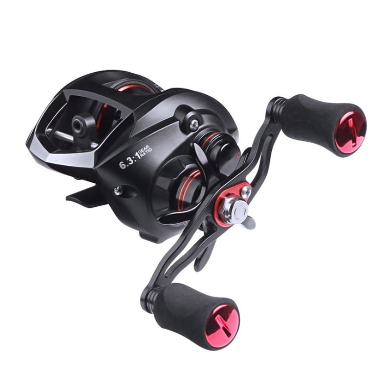 WEIHE 12+1BB 8kg High Speed Fresh Saltwater Left Right Hand Bass reel Fishing