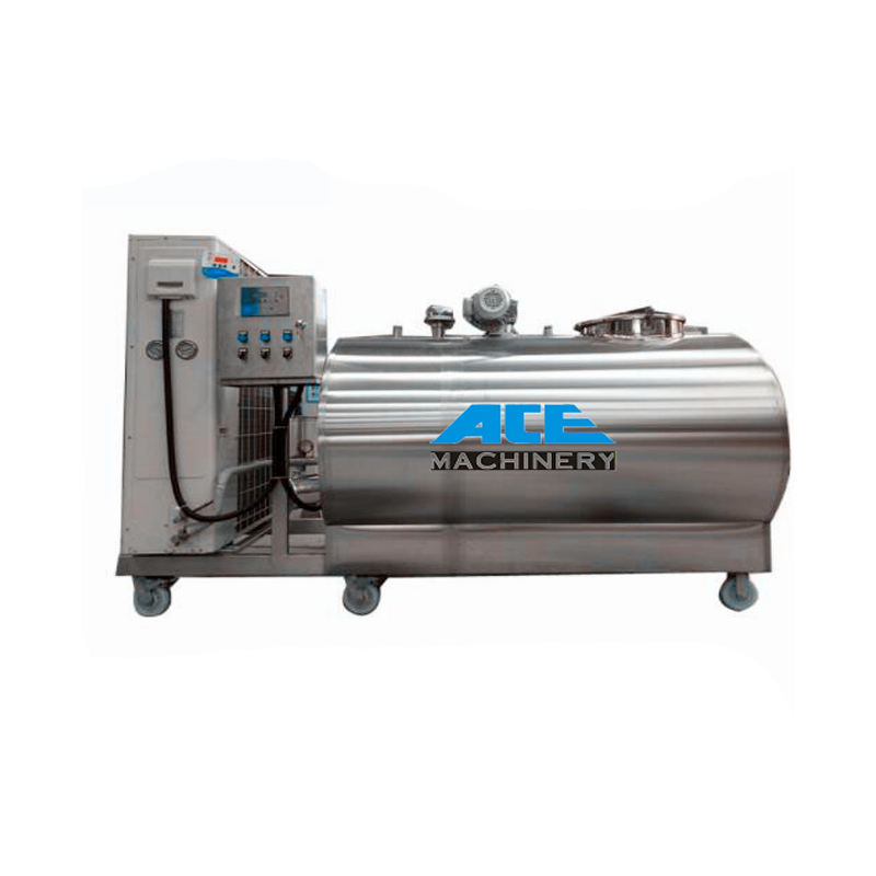 Professional Small Scale Milk Processing Machine Equipment For Sale