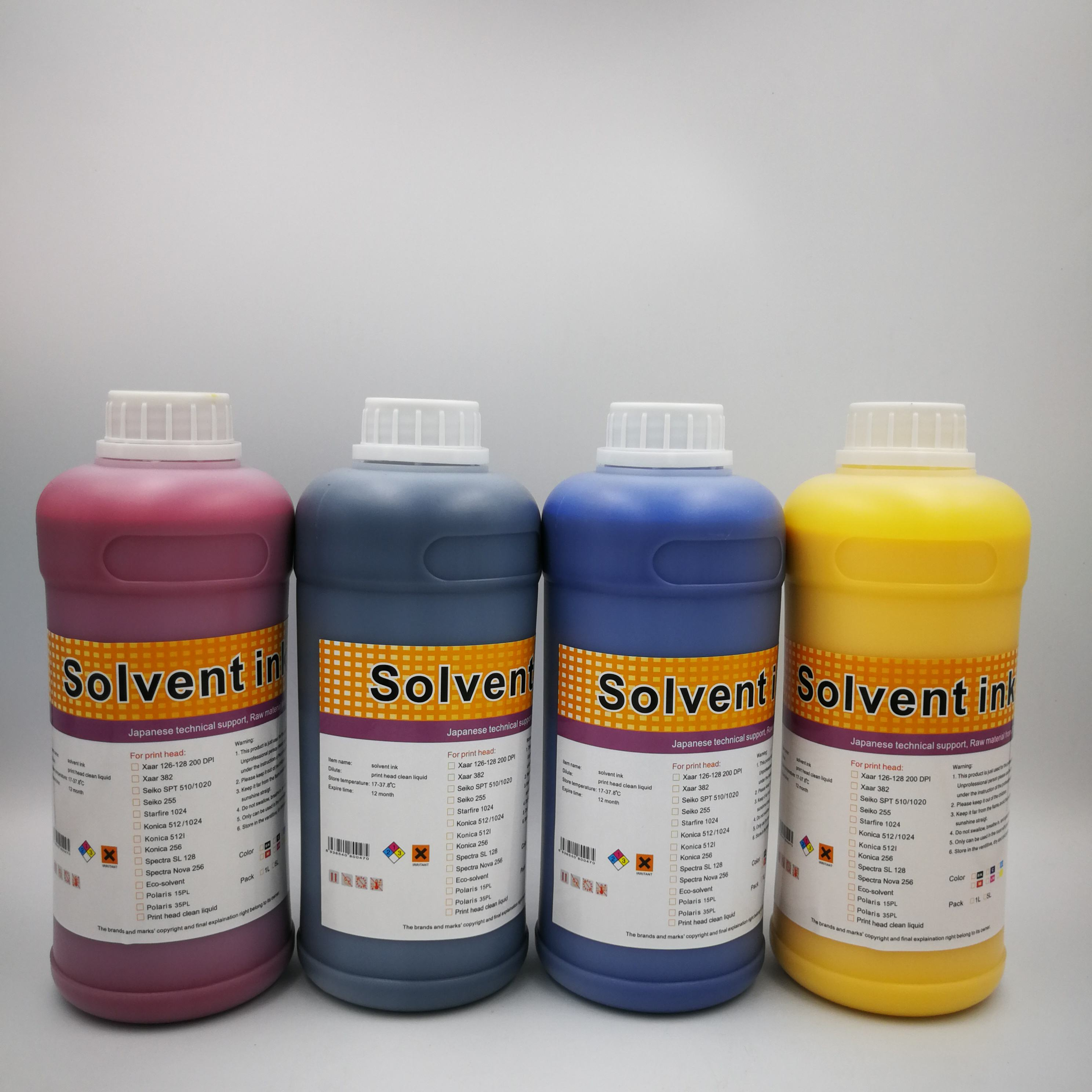 Infinity Challenger SK4 solvent ink for seiko 1020/510/255 printer head 35pl tinta solvente galaxy