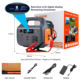Portable Power 300 Watt Portable Power Station With Multi-function Car Jump Starter With AC/DC/USB