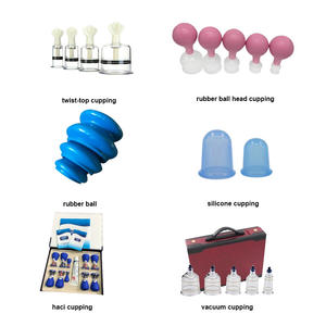 All Kinds of Vacuum Cupping Full Body Massager Equipments of Traditional Chinese Medicine Massage