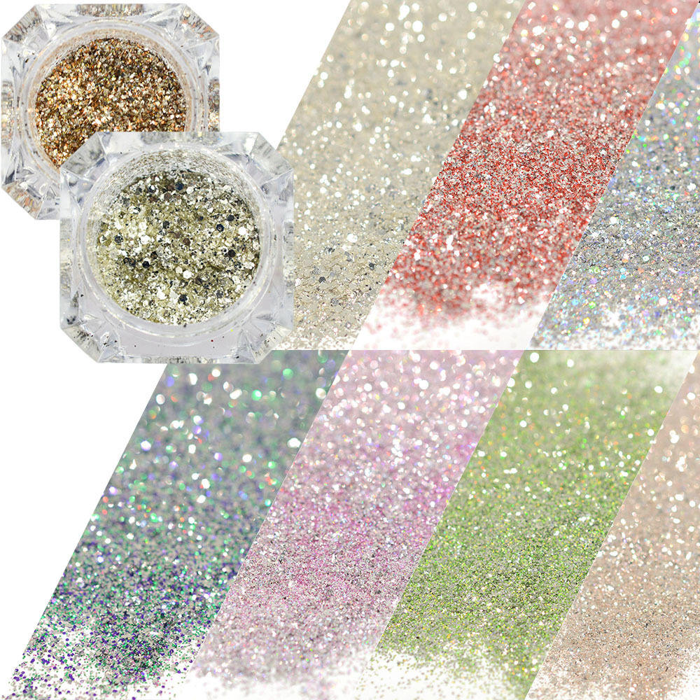 Private Label Shimmer Bubuk Eyeshadow <span class=keywords><strong>Kosmetik</strong></span> <span class=keywords><strong>Produk</strong></span>