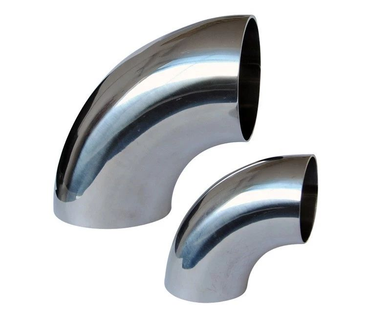 45 90 Degree stainless steel elbow,long radius elbow for construct