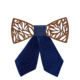 Best Christmas Gift Women Handmade Wooden Bowties Classic Bow ties