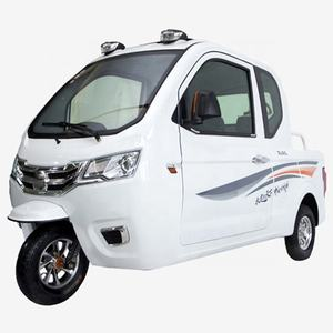 Electric Tricycle Electric three wheels pickup vehicle 1000W 48V-60V new product China Power battery electric tricycle