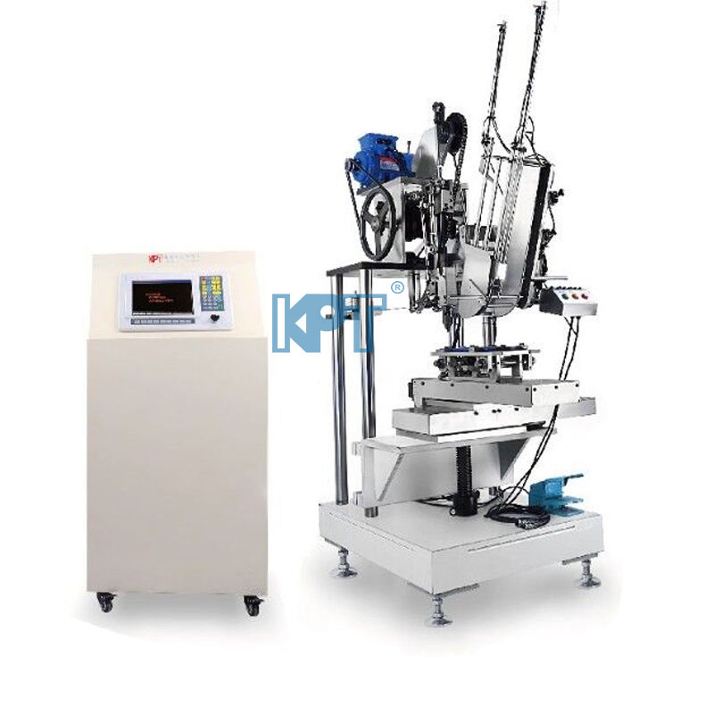 CNC Brush Machine manufacturer High Speed Broom Tufting Machine with good quality