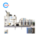 Non Woven Industrial Fiber needle punching Waste recycled felt making machine & Waste cotton production line