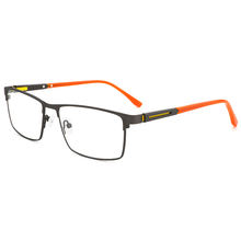 Vintage Block Blue Light Eye Frames For Men