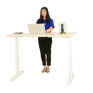 Sit stand A9 Sit to stand electric height adjustable Standing up table