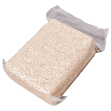 Food grade material vacuum design plastic bag sack rice flour grain empty rice bags for sale
