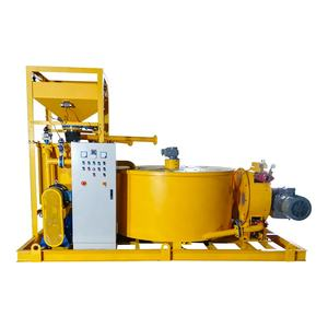 cement grout mixing plants grouting pump factory grout pump station machine for sale