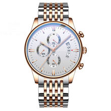 Vintage strap rose gold  luxury brand watches for personalized dropshipping