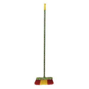 Heavy Duty House Cleaning Indoor Plastic Broom For Sale