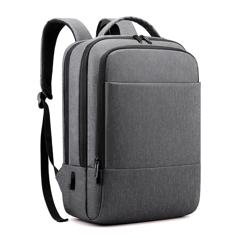 Factory Direct Wear-resistant Shoulders School Multi pockets Laptop Backpack