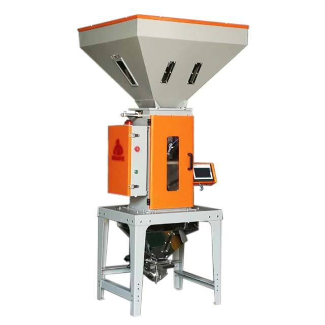 china plastic industrial hot sale gravimetric dosing unit blender with ce certification