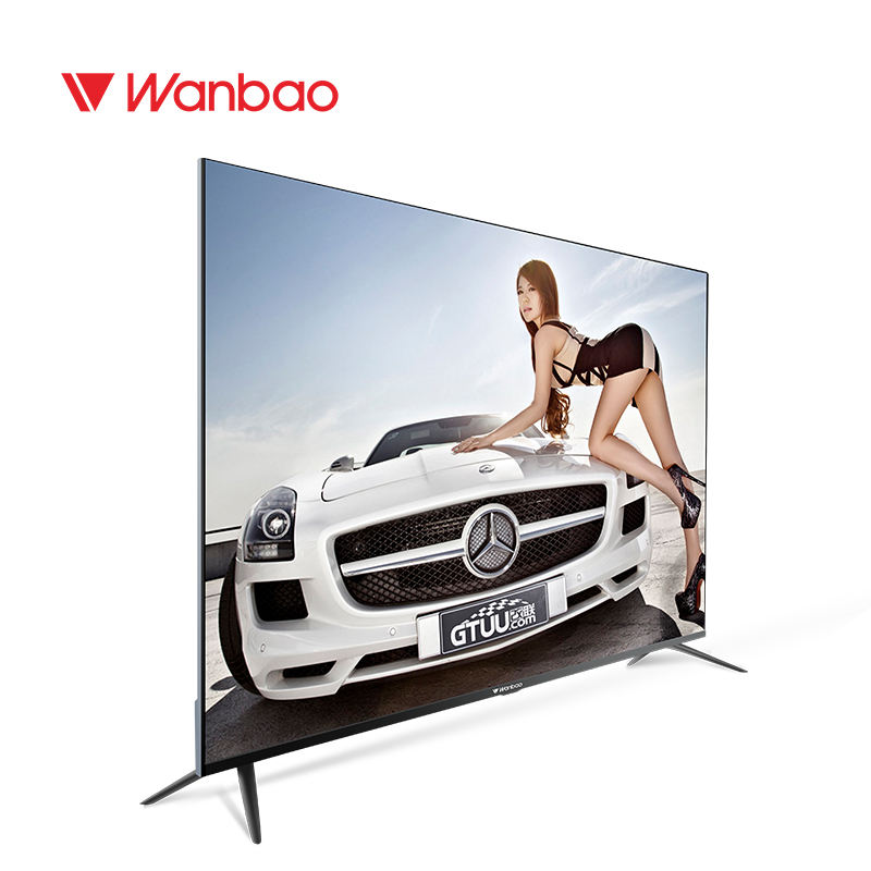 smart led tv china 4k android led tv 32/43/50/55 inch /Smart full screen 4K television