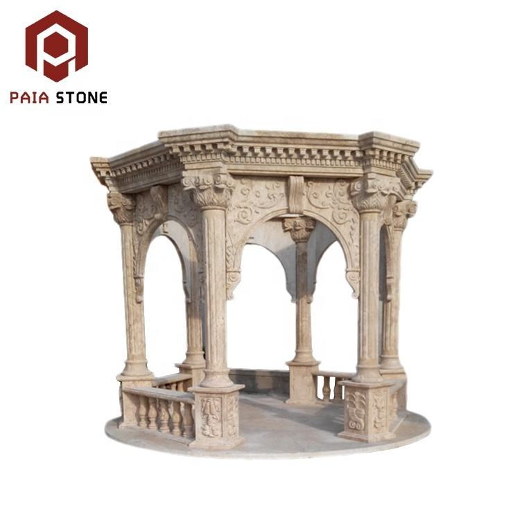 concrete column form wedding indoor/interior decorative gate pillar design