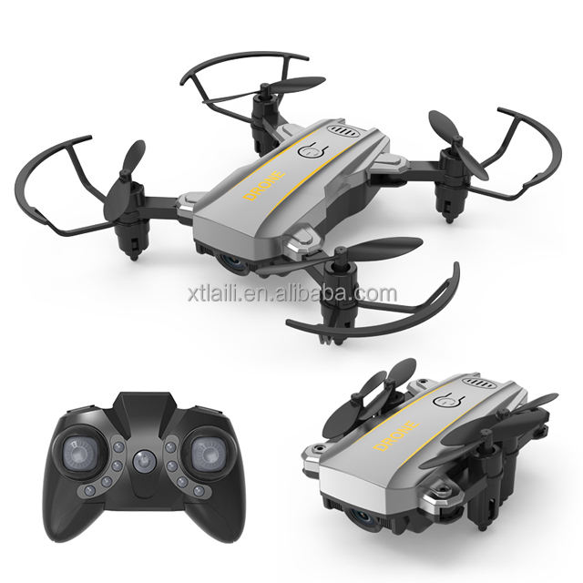 Fast shipping Mini aerial camera 4K like speed remote-controlled drone control helicopter with color box