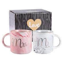 ceramic porcelain coffee cup mug souvenirs mr and mrs mugs gift