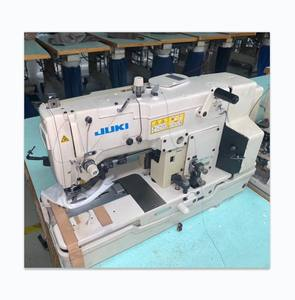 Used JUKIS LBH-781 Buttonhole Sewing Machine Industrial Machines for Garment