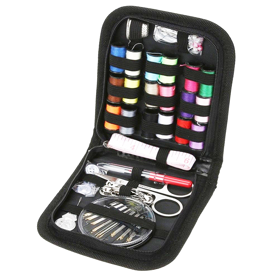 China manufacturer mini sewing kit box kids sewing kit Weaving tools