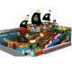 Commercial Children Castle Kids Pirate Ship Indoor Playground For Sale